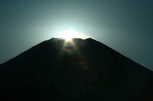 富士山の写真素材 [FYI00054124]