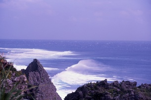 海の写真素材 [FYI00054420]