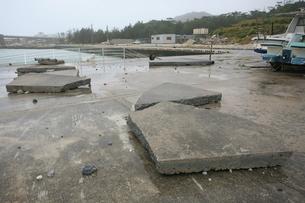 台風の通過後の写真素材 [FYI00054683]