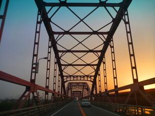 橋の写真素材 [FYI00055381]