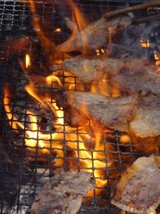 焼き肉の写真素材 [FYI00055400]
