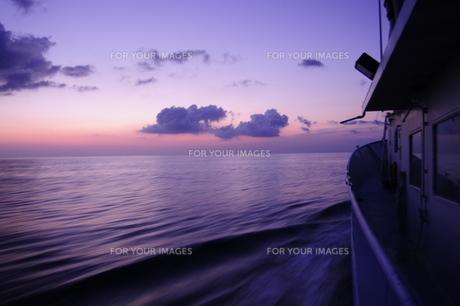 穏やかな海の素材 [FYI00055573]