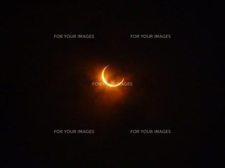 金環日食の写真素材 [FYI00055704]