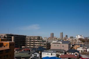 埼玉の街並みの写真素材 [FYI00056208]