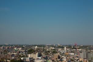 浦和の街並みの写真素材 [FYI00056220]
