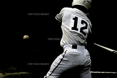 野球の素材 [FYI00056813]