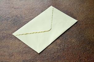 封筒の素材 [FYI00056956]