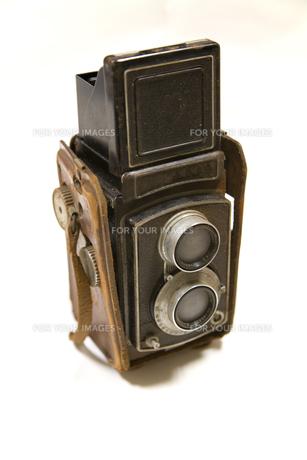 オールドカメラの写真素材 [FYI00057175]