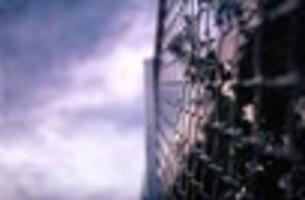早朝の空の写真素材 [FYI00057427]