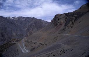 5000mの山道の素材 [FYI00057470]