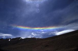 逆さまの虹の素材 [FYI00057475]