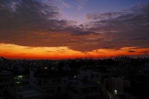 Morning glow 012510の写真素材 [FYI00057761]