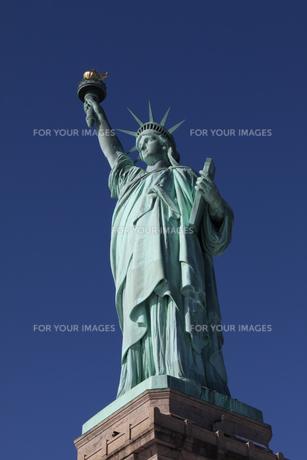 自由の女神の写真素材 [FYI00058360]