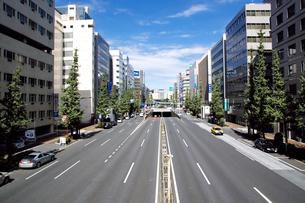 昭和通り(東京都中央区日本橋)の写真素材 [FYI00058660]