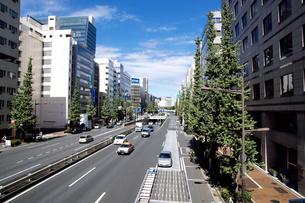 昭和通り(東京都中央区日本橋)の写真素材 [FYI00058662]