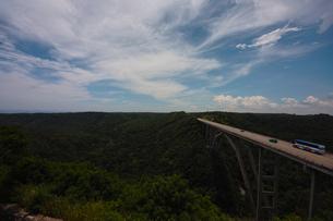 バクナヤグア橋の写真素材 [FYI00059142]