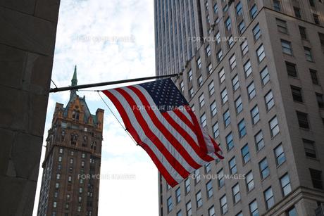 星条旗の写真素材 [FYI00059161]