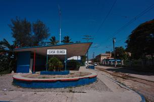 カサブランカ駅の写真素材 [FYI00059170]
