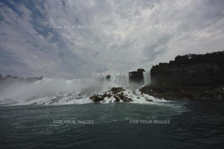 ナイアガラの滝の写真素材 [FYI00059206]