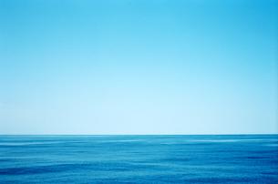 水平線の素材 [FYI00059306]
