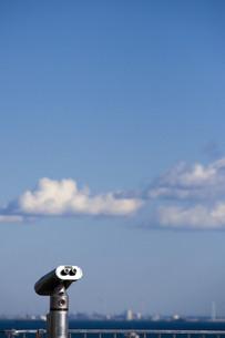 望遠鏡の写真素材 [FYI00059324]