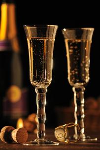 シャンパンの写真素材 [FYI00059583]