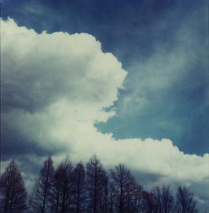 冬の空の素材 [FYI00059590]