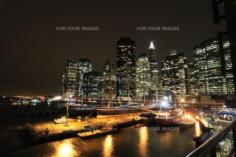 ロワー マンハッタンの写真素材 [FYI00059592]