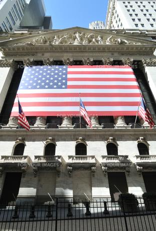 ニューヨーク 証券取引所の写真素材 [FYI00059736]