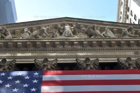 ニューヨーク 証券取引所の写真素材 [FYI00059793]