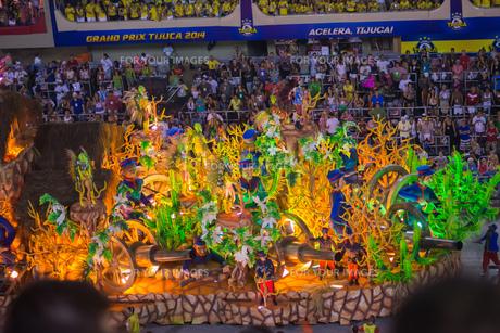 リオのカーニバルの写真素材 [FYI00060575]