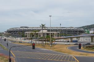 マラカナン・スタジアムの写真素材 [FYI00060576]
