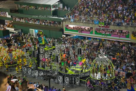 リオのカーニバルの写真素材 [FYI00060622]