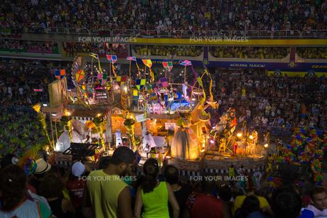 リオのカーニバルの写真素材 [FYI00060626]
