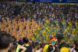 リオのカーニバルの写真素材 [FYI00060627]