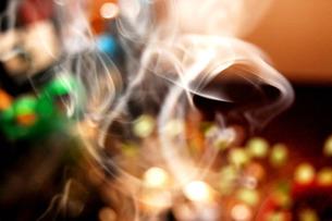 お香の煙の素材 [FYI00060762]