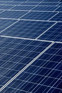 太陽電池の写真素材 [FYI00060874]