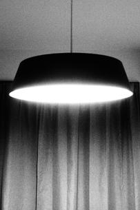 ペンダントライトの写真素材 [FYI00060899]