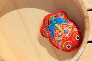 ブリキの金魚の素材 [FYI00061054]