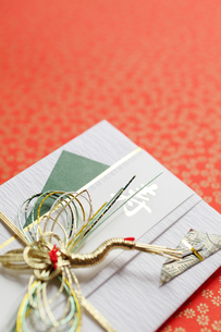 婚礼の祝儀イメージの写真素材 [FYI00061374]