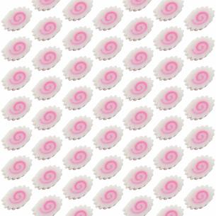 ナルト巻きの地紋パターンの写真素材 [FYI00061400]