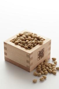 節分の福豆の写真素材 [FYI00061488]