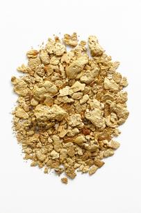 日本産の砂金の写真素材 [FYI00061546]