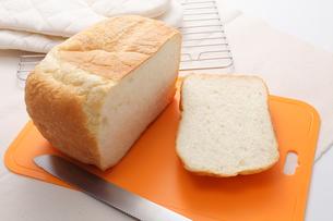 ホームメード食パンの写真素材 [FYI00061560]