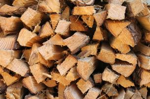 薪の写真素材 [FYI00061776]