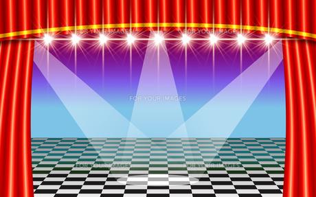 ステージの写真素材 [FYI00061836]