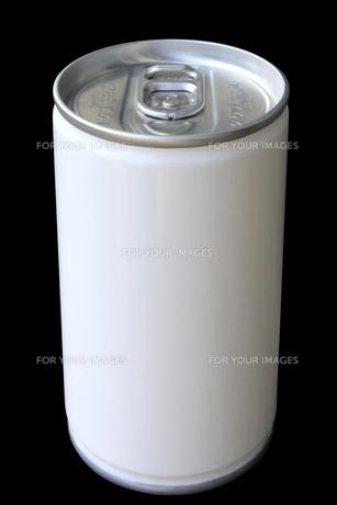 ドリンク缶 無地 黒バックの素材 [FYI00061880]