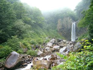 苗名滝 の写真素材 [FYI00061897]