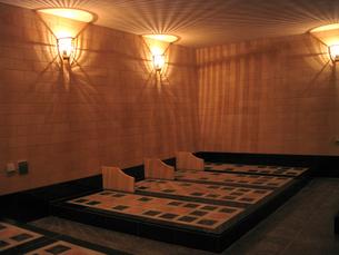 陶板浴場の写真素材 [FYI00061924]