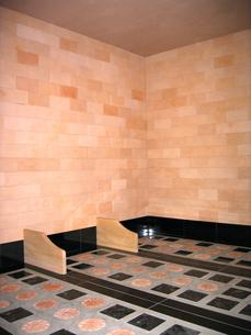 陶板浴場の写真素材 [FYI00061937]